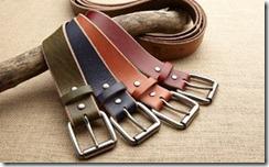 Bill Adler Belts