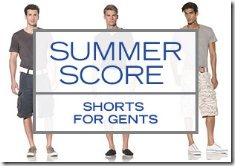 70 - 80% OFF SHORTS FOR GENTS 718