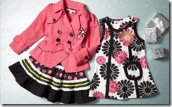 Beetlejuice London Girls Dresses