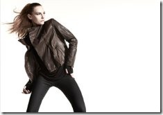 DOWNTOWN COOL THE LEATHER JACKET 713
