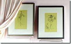 Designer Fashion Sketches by Soicher-Marin