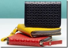HLASKA WALLETS & SMALL LEATHER GOODS 722
